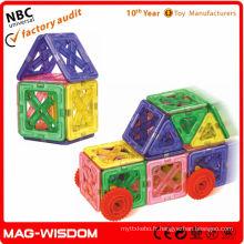 Construction de jouets éducatifs pour enfants