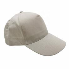 China manufactory promotional sports hat cap baseball cap hats 5-panels organic cotton blank gorras cap