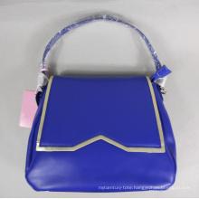 Guangzhou Supplier Designer Genuine Leather Ladies Fashionable Handbag (154)