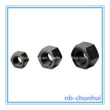 Hex Nut GB6170 Noir M20-M80