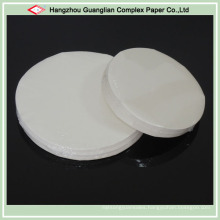Greaseproof Silicone Treated Parchment Paper in OEM Size