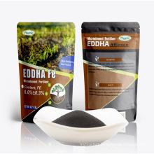 Khumic OMRI Certification Iron EDDHA 6% Water Soluble Ferric EDDHA 6% 4.8