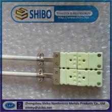 Thermocouples de type S Ptrh-PT en céramique pour four