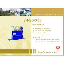 Sistema regulador de velocidade (SN-SG-X3B)