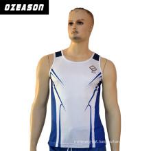 Wholesale Gym Tank Tops, Blank Gym Mens Stringer Singlet