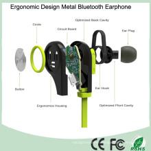 Wholesale Ergonomic Wireless Stereo Music Mobile Earphone Earbuds (BT-128Q)