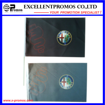 High Quality Polyester Advertising Cheap Custom Flag (EP-F58402)