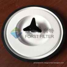 FORST Deep Drawing Mild Steel Metal Cover Filter Dust Collector Parts