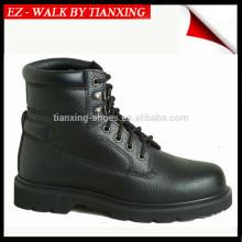 Двусторонняя эластичная обувь с натуральной кожи и стальным носком
