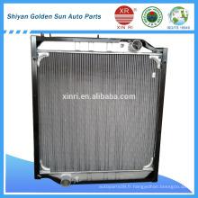 Radiateur en aluminium Sinotruck HOWO WG9725530011