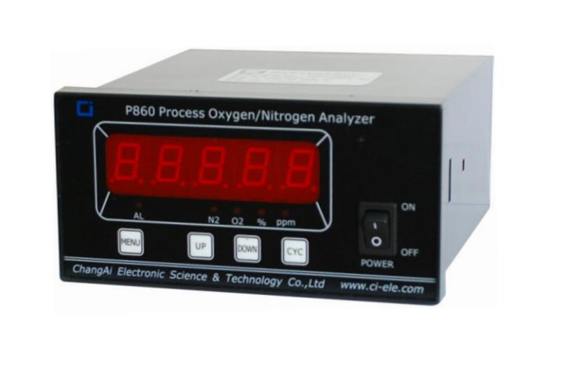 Nitrogen Purity Analyzer
