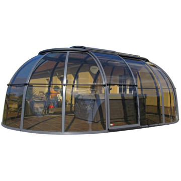Diy Idea Clear Vinyl 8X8 4Season Patio Enclosure