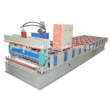 Tipos Perfiles Techo de metal que forma la máquina