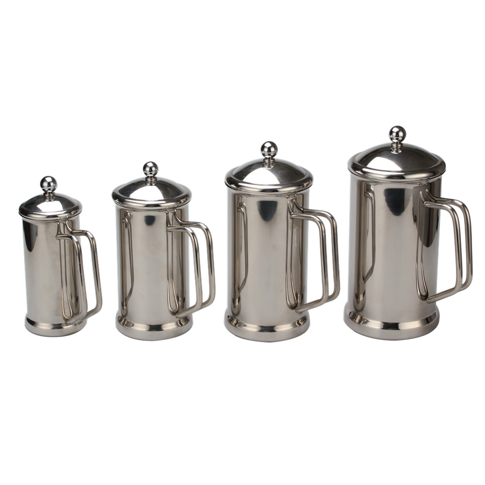 Double Wall French Press Coffee Maker