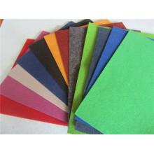 2015 New Design 100% Polyester Plain Exhibition Carpet