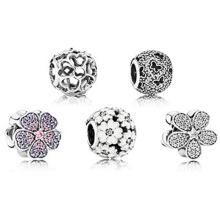 925 Sterling Silver Jewelry European Charms Bracelets