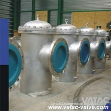 Bolted Cap T Type Strainer