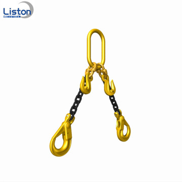 Ring Heavy Duty 2 ben Lifting Chain Sling