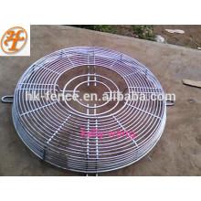 rejilla de protección del ventilador de metal