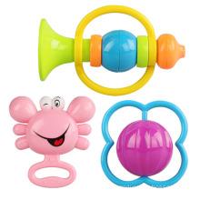 El plástico ABS Shantou juega el traqueteo del bebé para la promoción