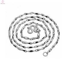 Hohe Qualität Großhandel 925 Sterling Silber Ketten Meterware