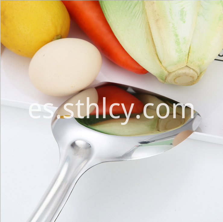 Non Magnetic Stainless Steel Kitchen Utensils3