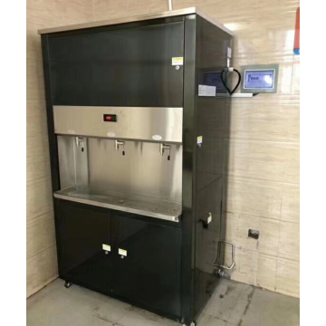 Caldera de agua escalonada completamente automática