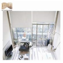 Ventanas reutilizables cebra cortinas y persianas de oficina para la venta