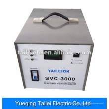 Stabilisateur de tension et régulateur de tension automatique SVC-3000VA conduit