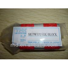 thk linear block linear guide SR15W1UU
