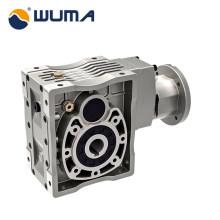 Caja de engranajes de reducción de motor eléctrico de alto rendimiento más nueva