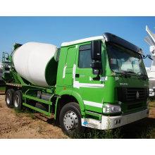 HOWO Camión mezclador de concreto para la construcción