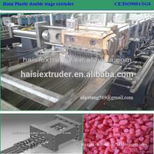 lärmarme & CE-Normen Recycling pp Kunststoff Pellet Granulation, der Maschine herstellt