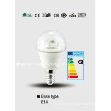 Lâmpada de LED cristal G45-T