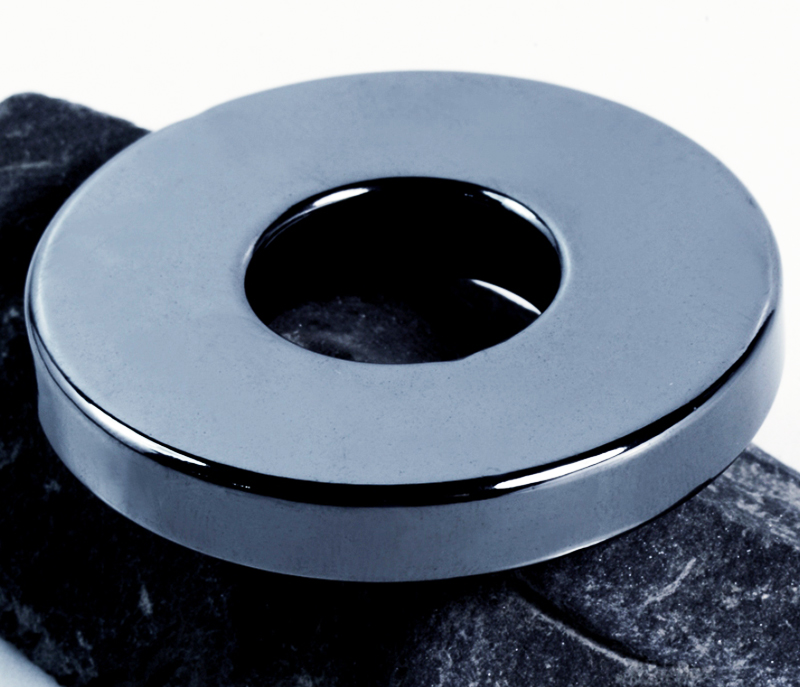 Polish Surface Ferrite Magnet