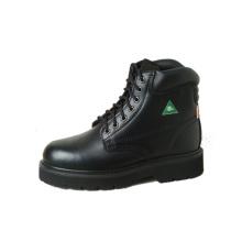 "6"" CSA Black Work Boots"