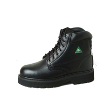 "6 ""CSA Black Work Boots"