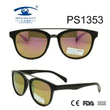 New Arrival Double Bridge PC Sunglasses (PS1353)