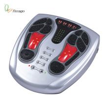 Massager de vibração do pé da acupuntura da estimulação elétrica para a protecção sanitária