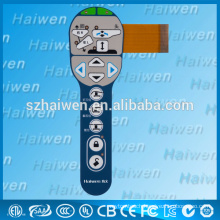 Flexible PCB membrane keypad
