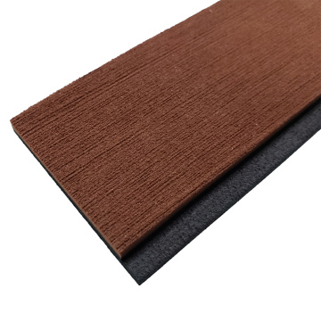 Dark Brown & Black Marine EVA Faux Teak Strip