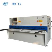 Cizalla hidráulica de viga oscilante QC12K-4X3200 CNC