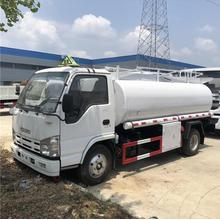 4x2 1000 Gallons LHD Fuel Bowser Truck