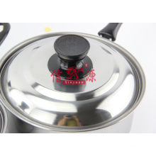 Stainless Steel Thai Style Milk Pot (FT-1829-XY)