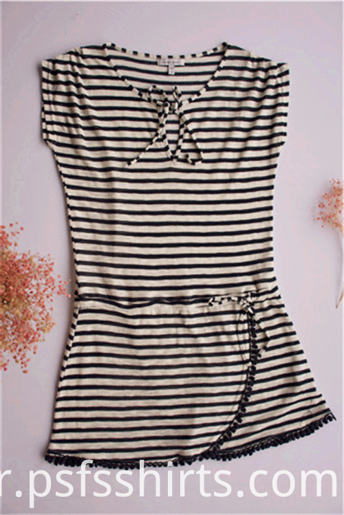 Women Striped Dress