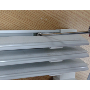 Motorization Panel Curtain Track Blind