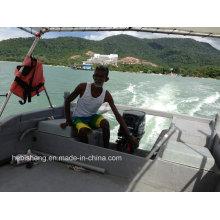 Segel 2-Takt 40 PS Langlebiger Außenbordmotor für Fischer