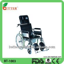 Cadeira de cume de alumínio