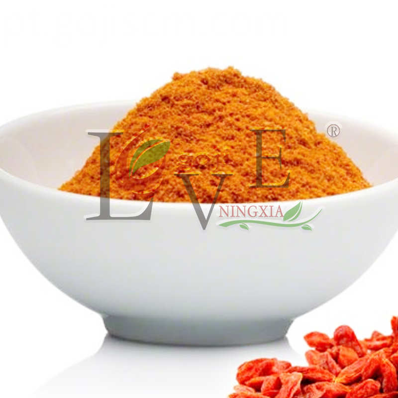 health care Dehydrated Goji Powder