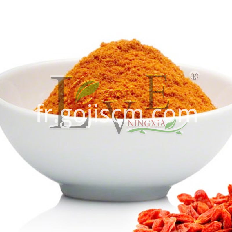 Nutrious Herbal Goji Powder healthy